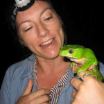 The Amphibian Avenger – Lucy Cooke