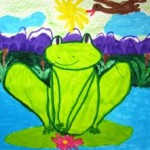 Frogs Are Green 2012 Kids' Art Contest: Now Open for Submissions!