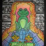 Announcing the Winners of the 2012 Frogs Are Green Kids' Art Contest