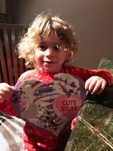 Guiliana-with-heart-art-Peaceful-Frogs