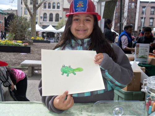 young-girl-with-small-frog-art