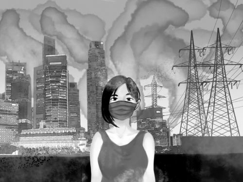 Fay Davis, 13 years old, Jersey City, NJ, USA, Honorable Mention winner 2020
