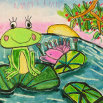Announcing the Winners of the Frogs Are Green Kids Art Contest 2011
