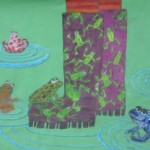 Calling All Frog Artists! A Reminder about the Frogs Are Green Kids' Art Contest 2012