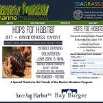 Hops for Habitat in Montauk – Open Call for Artists