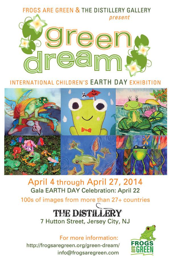 Green Dream Poster