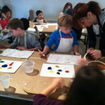 One Child Wins Free Art Classes for One Year