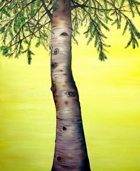 """Eve, 2010 - Oil on Canvas, 30"""" x 24"""""""