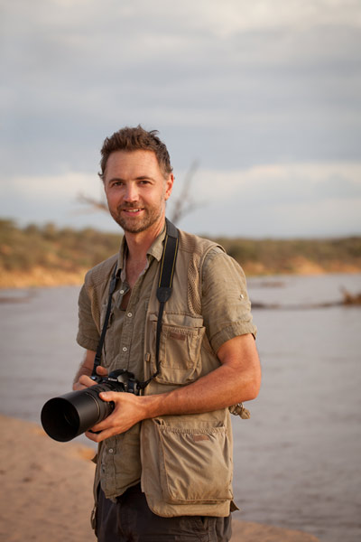 Robin Moore, Conservationist, Photographer, and Author of In Search of Lost Frogs