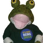 Irwin Quagmire Wart, Frog Book Author for Children