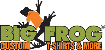 Big Frog Custom T-shirts