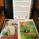 Amphibians and Reptiles Art Exhibit at Jersey City City Hall