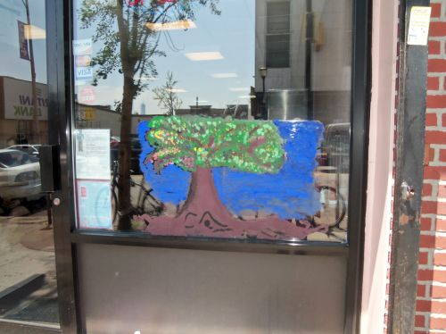 PS4-students-paint-trees-349-Central-Ave