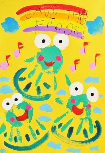 Chan Po Chi Angelo, 4 years old, Hong Kong, China, School of Creativity