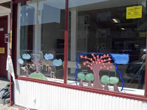 City-of-Trees-window-painting-453-central-ave