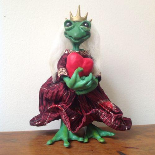 1st Place Winner, Ioana Vallimarescu, Romania, Frogs Are Green Kids Art Contest, Best 3D Art