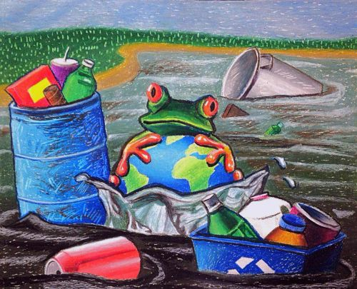 1-Vanessa Qiu, 14 years old, Whippany, NJ, USA-best-environmental-2016