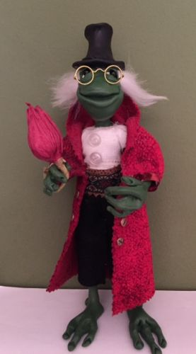 2-Ioana Vallimarescu, 15 yrs old, Romania, Frog Prince
