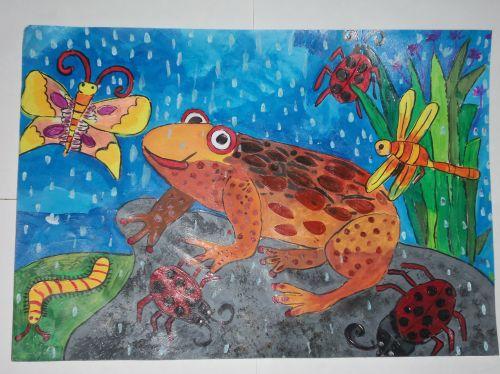 3-Himara-Hasindi-Liyanage-9-yrs-old-Sri-Lanka-Sampath-Rekha-International-Art-Academy