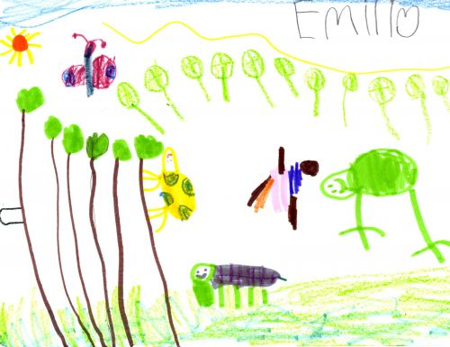 3rd Place, Emily Smith, 6 yrs old, Hoboken, NJ, USA