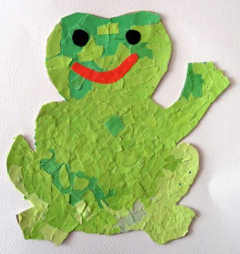 Olek Zoblunda, 4 years old, Scotland Polish Saturday Primary School