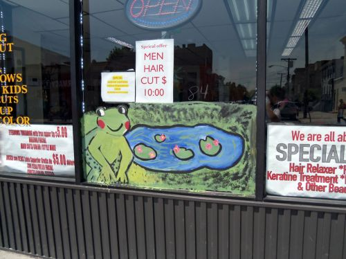 429-Central-ave-frog-window-painting-academy-1-students