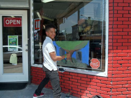 Robert-Cruz-PS-7-window-painting-451-Central-Ave